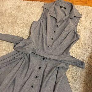 VENUS Dresses - Venus High Low Sleeveless Dress